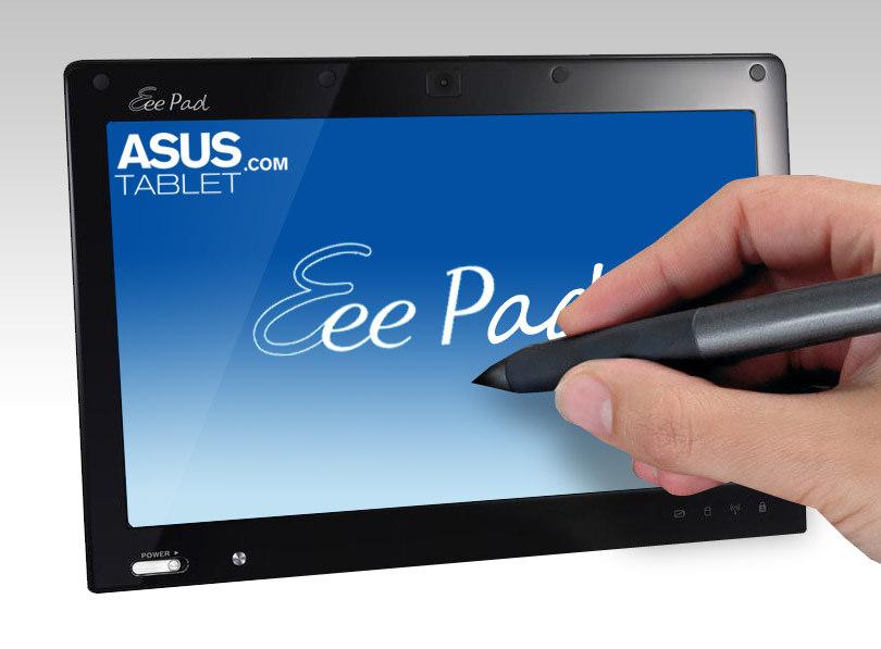 Asus Eee Pad Transformer Review 1