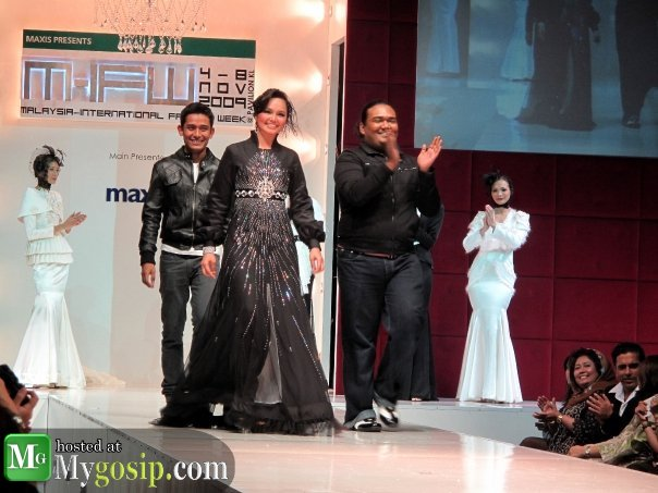 Siti Nurhaliza di MIFW